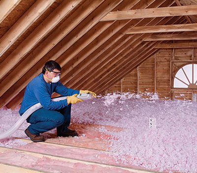 Attic Insulation Hollister, CA