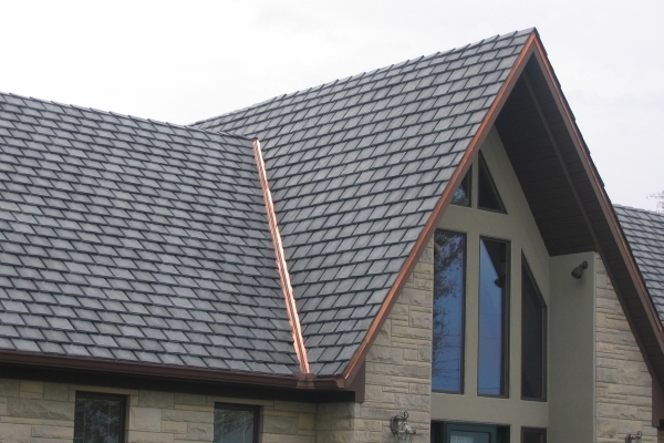 types of roofing materials slate tile roof